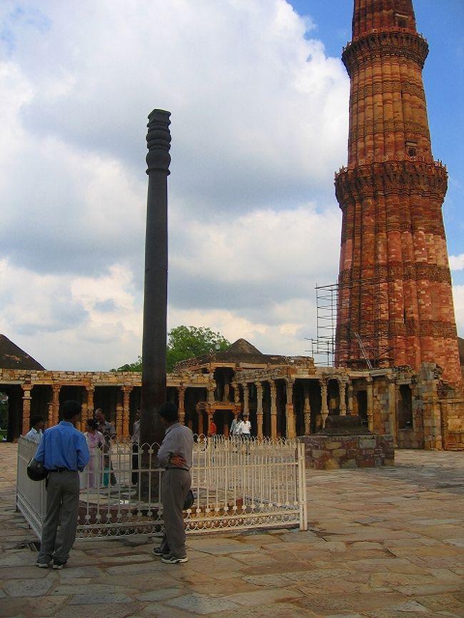 デリー の 鉄柱