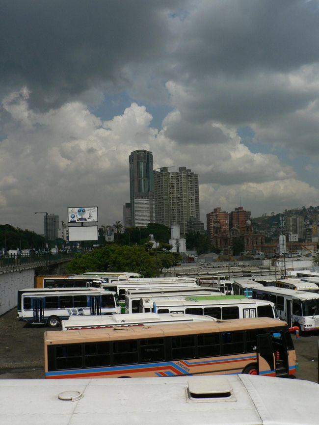 中南米・バックパッカーの旅【38】 ベネズエラの首都カラカス