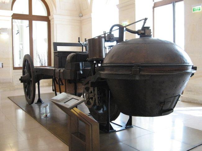人の歴史は技術の歩み・・・国立技術博物館で遊ぶ。』パリ(フランス)の ...