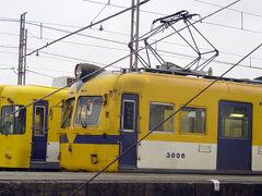 一畑電鉄の黄色車両