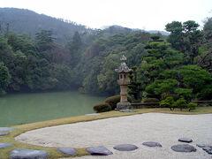 康国寺の石庭