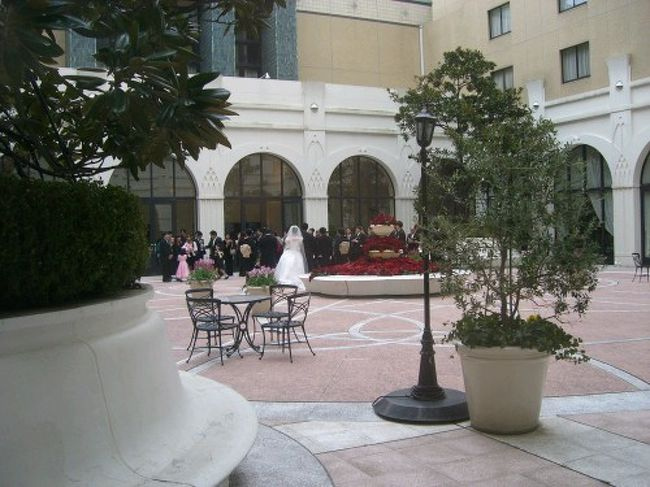 トップページ | ホテルオークラ東京ベイ ウエディン …