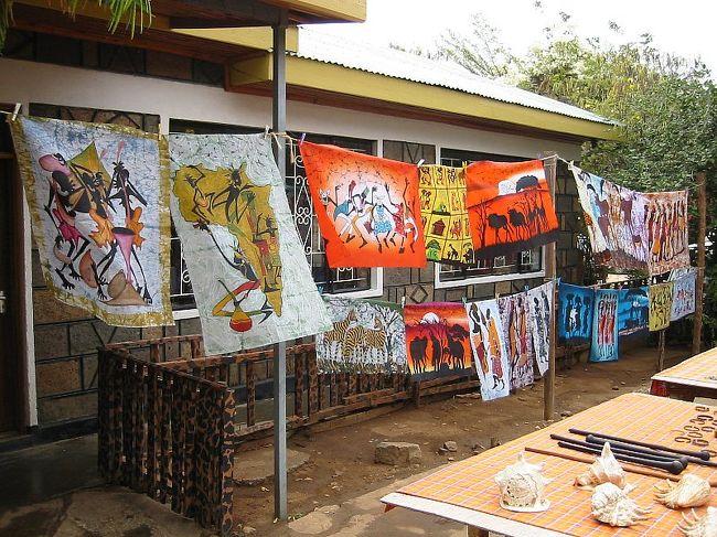 ケニア動物王国1 初めてのサファリ・アンボセリ国立公園1