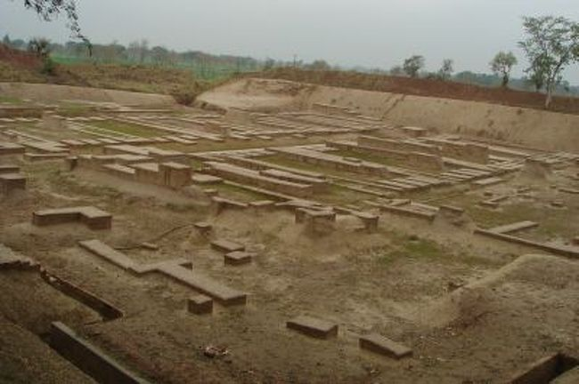 パキスタン最古の遺跡ハラッパー...