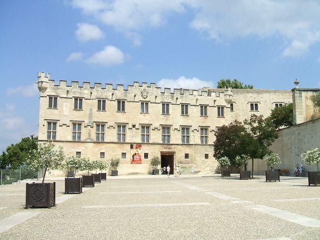 『南仏のローマ遺跡と中世城壁都市(7)アヴィニョン ...