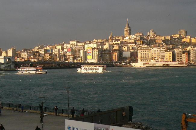 夢のトルコ大周遊13日間 ?イスタンブール