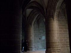 太柱の礼拝堂。