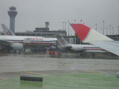 成田からシカゴへ到着。めちゃくちゃ広い空港や