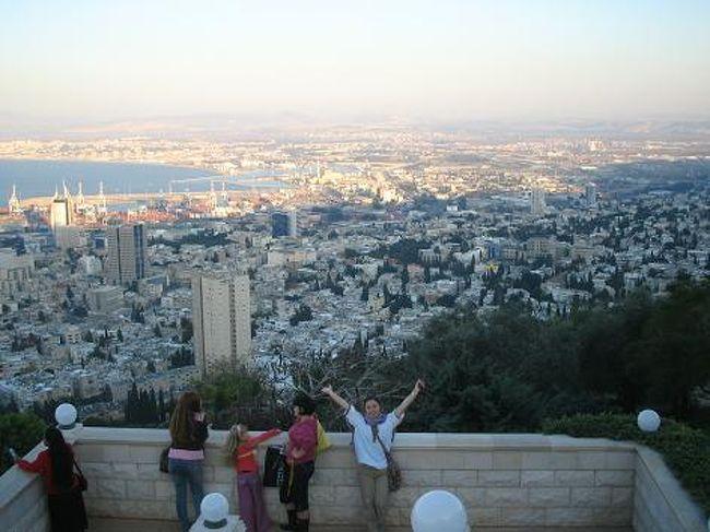 イスラエルの友人を訪ねて聖地巡...