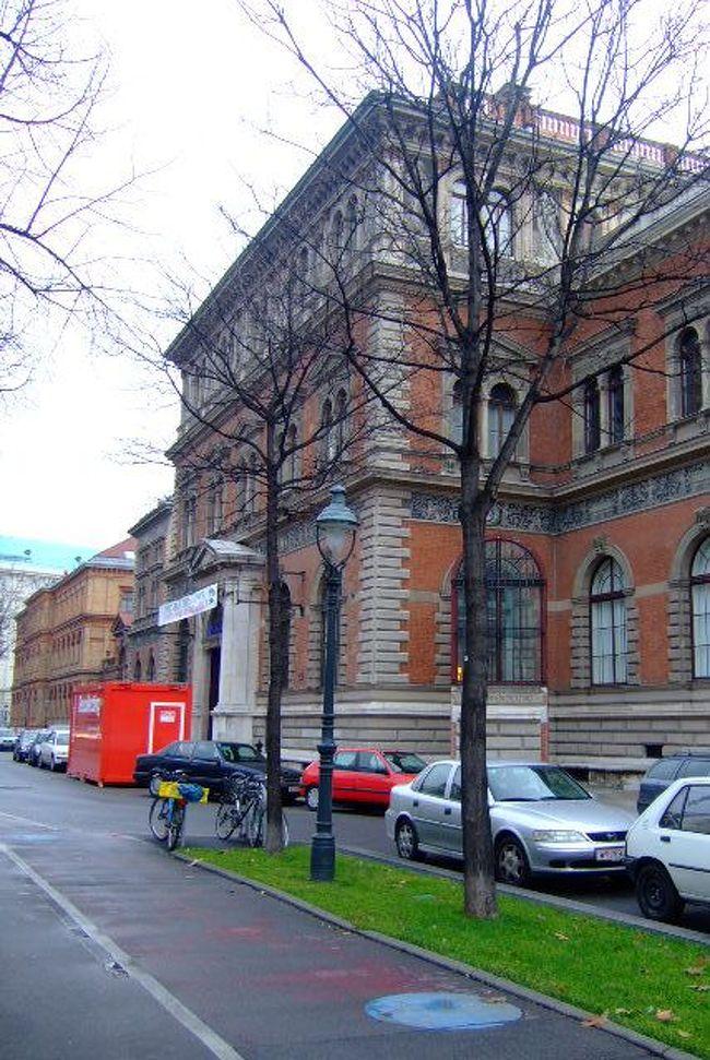 ウィーンのお散歩1 旧市街フライシュマルクト - フランツィスカーナー教会周辺(3ページ)