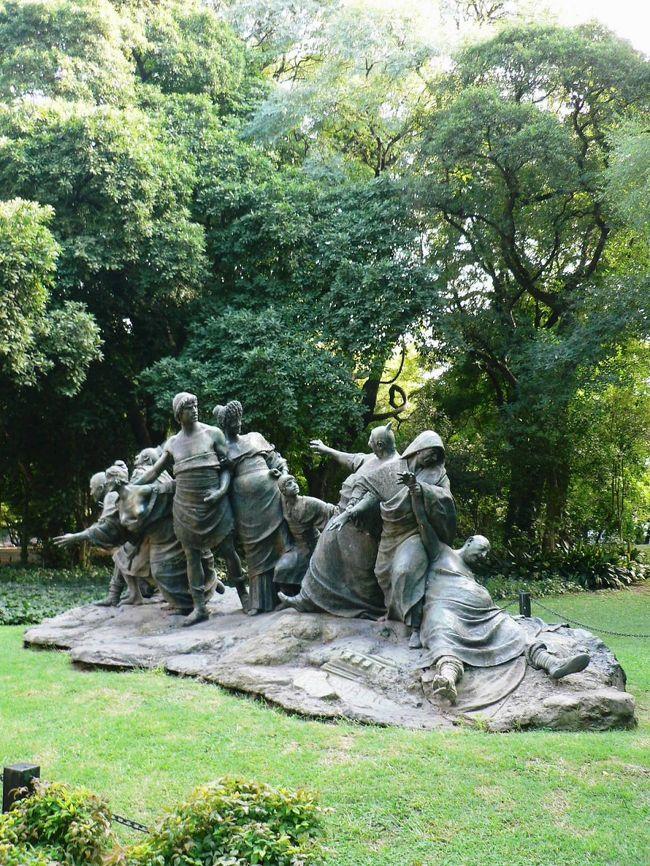 中南米の旅・思い出のアルバム アルゼンチンのブエノス・アイレス 1