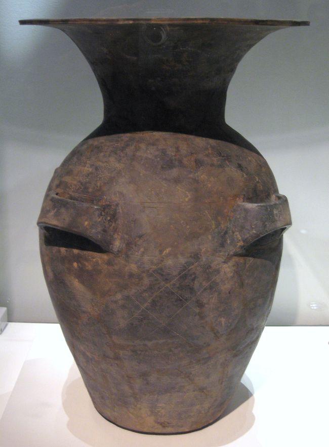 2009春、韓国紀行19(36)補遺2・国立中央博物館(6/7)新石器時代~朝鮮時代・金属製品、焼物、その他