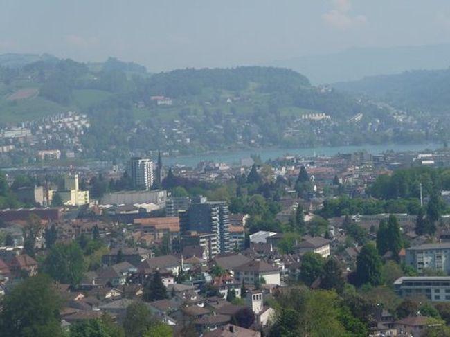 永世中立国スイスの伝説の山ピラトゥス。