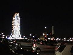 コンコルド広場の大観覧車