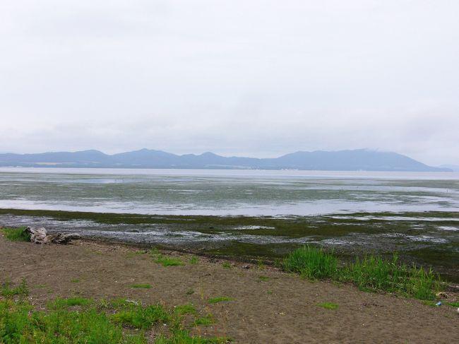 霧で泣いた 北海道ツーリング 7月18日