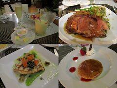 夕食は、ホテル内にあるハワイ・コールズ・レストラン(Hawaii Calls Restaurant)でいただきました。ハワイ風地中海料理のお店です。  値段は安くはありませんが、とっても美味しかったですよ!  「ハワイ島旅行⑦ UCCハワイ・コナ・コーヒー・エステート焙煎ツアー」に続く... http://4travel.jp/traveler/gensan/album/10371966/