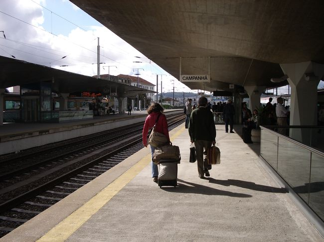 ポルトガル一人旅行記②2009/10/8~ ポルト観光(3ページ)