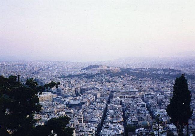 白亜の神殿、そして、青い海と空 【ギリシャの旅】