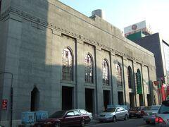 台湾土地銀行台南分行、旧日本勧業銀行台南支店