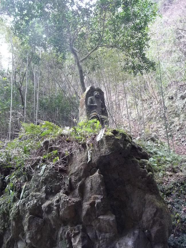 予想外に良かった!『乙原の滝』(大分県別府市)◆2010宮崎・大分の滝めぐり【その7】