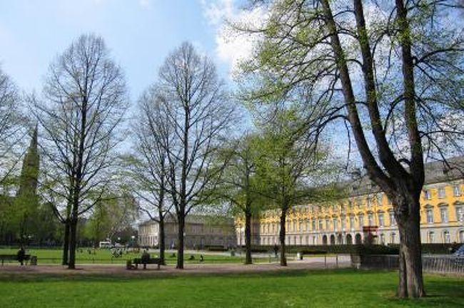 2010春、ドイツ・オランダ・ベル...