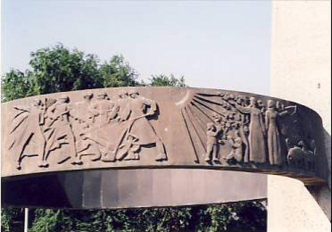 ロシア連邦カラチャイ・チェルケス共和国 チェルケスク紀行
