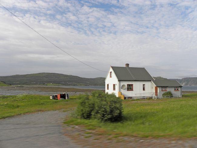2010.7ラップランド3240kmドライブ22(6日目)-Bugoyfjord Jakobselvへ
