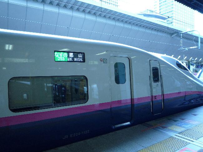 「新白河駅」から「東京駅」電車の運賃・料金 - 駅探