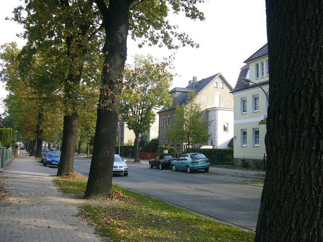 2010秋ドイツ(2)ザクセンハウゼン強制収容所