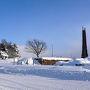 歩くスキーで北海道♪-2011-/野幌森林公園8キロコース(+α)