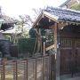 市川の腕木門(4)八幡