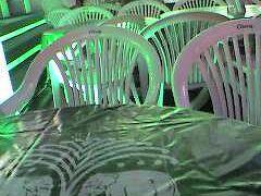 緑のコーナーはチャンビア。