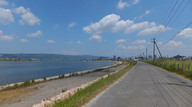 夏の18きっぷ旅行 和歌山市内編 4-4 紀ノ川に架かる橋巡り・西の橋