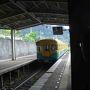 「富山地方鉄道」で立山から電鉄富山駅へ