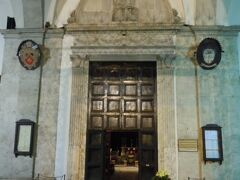 なんでローマでヴェネツィアかっていうと、ヴェネツィア出身の枢機卿が建てたから。  今は、美術館。