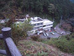 鎌北湖レイクビュー 秩父の大滝温泉から温泉を運んでいる。 5150円で、市から2000円の補助を差し引くと3150円で、2食付きの温泉に泊まれる。