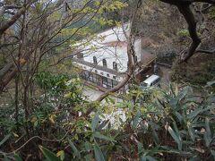 正丸峠の下にある奥村茶屋です。