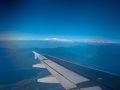 さて、Druk Airは機内でのエンターテイメントはないですが、インドのバグドグラからパロまでの区間では窓の外にヒマラヤが見えます。  ただし、このヒマラヤの絶景を観たあとはブータンの谷の間を左右に曲がりくねりながらの飛行。ものすごい飛んでいるのに、窓の横すぐのところに山肌が見えるのは不思議な感じします。  そして、パロの谷に入る直前にかなり急激な旋回をして着陸をしていくのですが、ここは毎回スリルあるなあ。前回乗ったときと同様に機内では悲鳴上がってました。たしかに、テレビゲームみたいな動きするから・・気持ちはわかる。  でもまあ、墜落したという話は聞かないので、きっと手慣れたところなのでしょう。