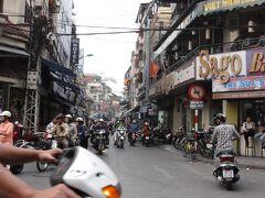 活気ある旧市街