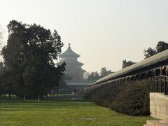 最終日は北京の下町といわれる前門の方へ