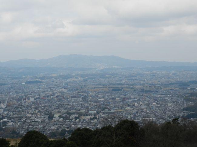 出発~若草山山頂~鶯の滝◆奈良コミュオフ会『春日山原始林ハイク』≪前編≫