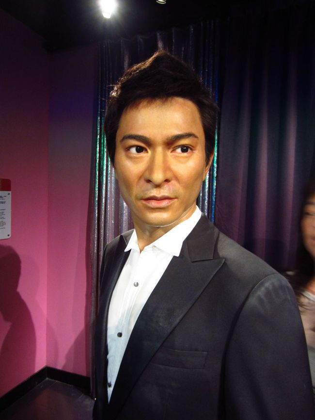 香港2★ピークトラムに乗ってマダムタッソー蝋人形館へ♪港台明星迷的、蝋人形館の楽しみ方♪