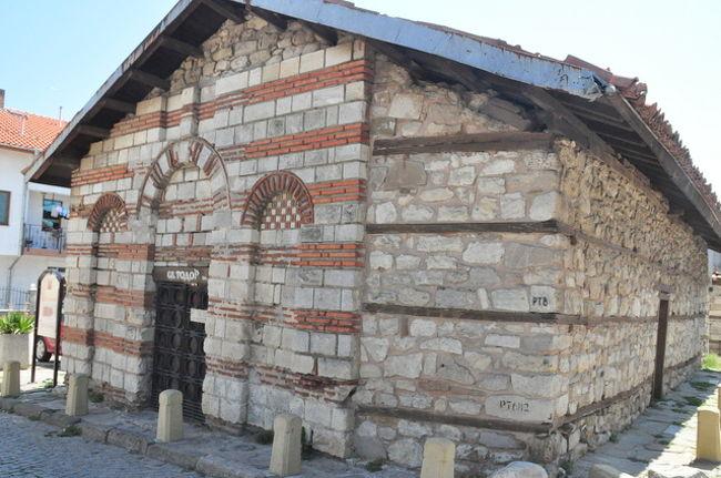 黒海の世界遺産の町ネセバル。