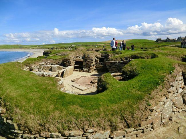 オークニー諸島 2012.8.23~24(イギリス その8)』スコットランド ...