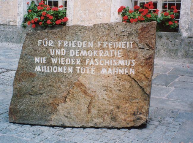1889年4月20日 独裁者の誕生(砂布巾のLW 序章1) *付 リンツ、ウィーン時代のヒトラー +お口直しにオーストリア旅の名場面集
