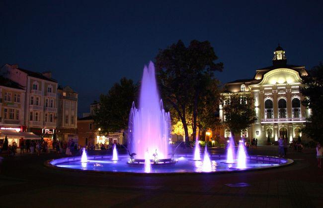 ブルガリア~イスタンブール紀行(3) 古代からの歴史が織りなすブルガリア第二の都市 プロヴディフ