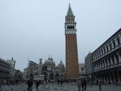 ヴェネチア はとがいっぱい