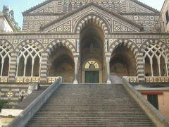 アマルフィの大聖堂もよかった。