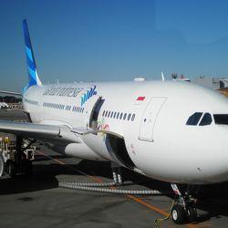 ガルーダインドネシア航空