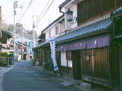 下津井の町並み